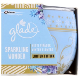 Glade Winter Flowers Duftkerze  120 g