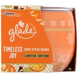 Glade Timeless Joy candela profumata 120 g