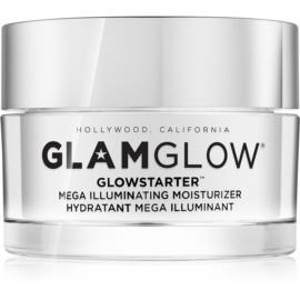 Glam Glow GlowStarter posvetlitvena tonirana krema z vlažilnim učinkom odtenek Sun Glow 50 ml