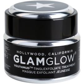 Glam Glow YouthMud bahenní maska pro zářivý vzhled pleti (Youthmud Tinglexfoliate Treatment) 50 g
