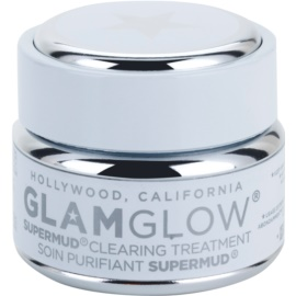 Glam Glow SuperMud Cleansing Mask for Flawless Skin  34 g