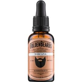 Golden Beards Toscana Beard Oil  30 ml