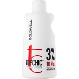 Goldwell Topchic окислювач 3% 10 Vol.  1000 мл