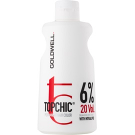 Goldwell Topchic окислювач 6 % Vol.20  1000 мл
