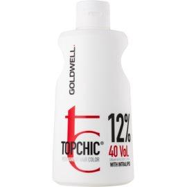 Goldwell Topchic окислювач 12% 40 Vol.  1000 мл