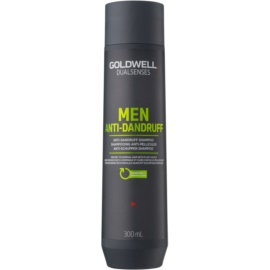 Goldwell Dualsenses For Men champô anticaspa para homens  300 ml