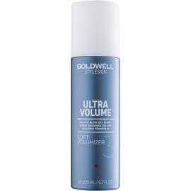 Goldwell StyleSign Ultra Volume спрей для збільшення об'єму для тонкого і нормального волосся  200 мл