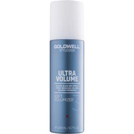 Goldwell StyleSign Ultra Volume spray zwiększający objętość do włosów normalnych i delikatnych  200 ml
