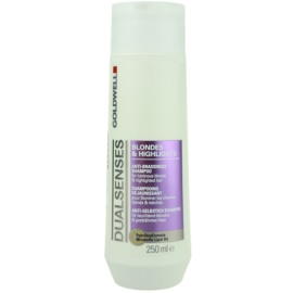 Goldwell Dualsenses Blondes & Highlights шампоан  за коса с кичури   250 мл.