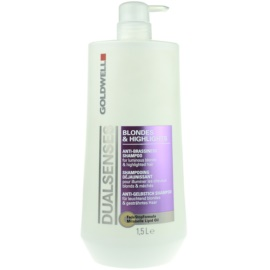 Goldwell Dualsenses Blondes & Highlights шампоан  за коса с кичури   1500 мл.