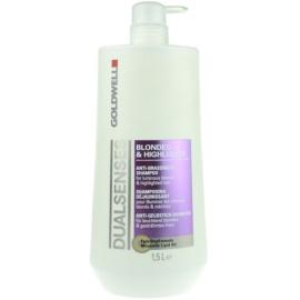 Goldwell Dualsenses Blondes & Highlights šampon pro melírované vlasy  1500 ml