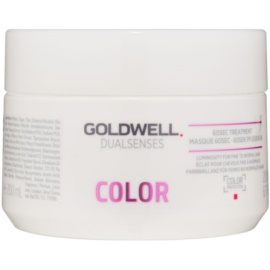 Goldwell Dualsenses Color regeneracijska maska za normalne do tanke barvane lase  200 ml