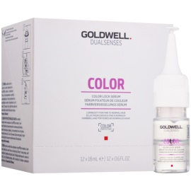 Goldwell Dualsenses Color сироватка для волосся для м'якого, фарбованого волосся  12x18 мл