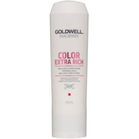 Goldwell Dualsenses Color Extra Rich odżywka chroniący kolor  200 ml
