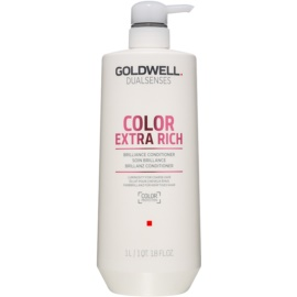 Goldwell Dualsenses Color Extra Rich odżywka chroniący kolor  1000 ml