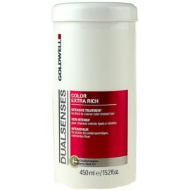 Goldwell Dualsenses Color Extra Rich tratamento intensivo para cabelo áspero e colorido  450 ml
