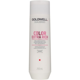 Goldwell Dualsenses Color Extra Rich Shampoo zum Schutz gefärbter Haare  250 ml
