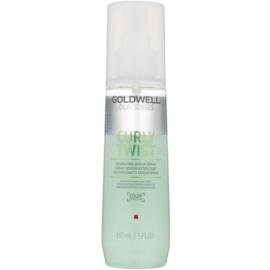 Goldwell Dualsenses Curly Twist hydratační sérum pro vlnité a trvalené vlasy  150 ml