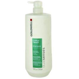 Goldwell Dualsenses Curly Twist šampon za valovite lase in lase s trajno ondulacijo  1500 ml