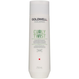 Goldwell Dualsenses Curly Twist champú hidratante para pelo rizado y ondulado  250 ml