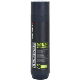 Goldwell Dualsenses For Men szampon przeciwłupieżowy dla mężczyzn  300 ml