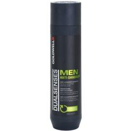 Goldwell Dualsenses For Men šampon proti lupům pro muže  300 ml