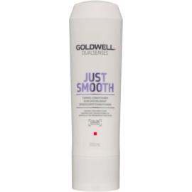 Goldwell Dualsenses Just Smooth glättender Conditioner für widerspenstiges Haar  200 ml
