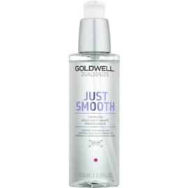 Goldwell Dualsenses Just Smooth Öl für unnachgiebige und strapaziertes Haar  100 ml