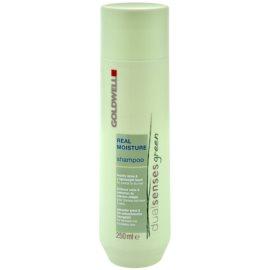 Goldwell Dualsenses Green Real Moisture šampon pro normální až suché vlasy  250 ml