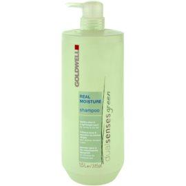 Goldwell Dualsenses Green Real Moisture шампоан  за нормална към суха коса  1500 мл.