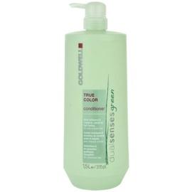 Goldwell Dualsenses Green True Color acondicionador para cabello teñido  1500 ml