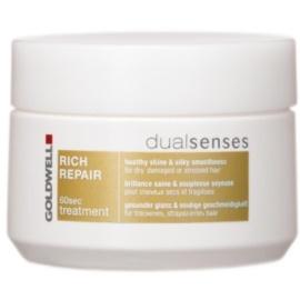 Goldwell Dualsenses Rich Repair Regenerierende Maske für trockenes und beschädigtes Haar  200 ml