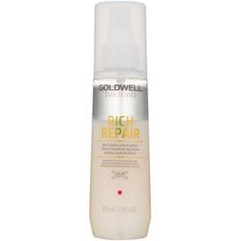 Goldwell Dualsenses Rich Repair sérum em spray sem enxaguar para cabelo danificado  150 ml
