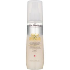 Goldwell Dualsenses Rich Repair serum u spreju bez ispiranja za oštećenu kosu  150 ml