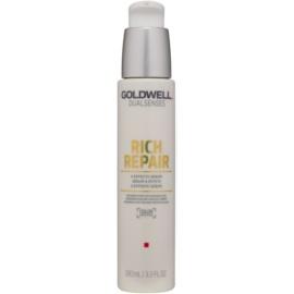 Goldwell Dualsenses Rich Repair serum za suhe in poškodovane lase  100 ml