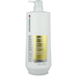 Goldwell Dualsenses Rich Repair Regenerating Shampoo for Dry and Damaged Hair  1500 ml