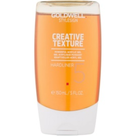 Goldwell StyleSign Creative Texture Acrylatgel mit extra starker Fixierung  150 ml
