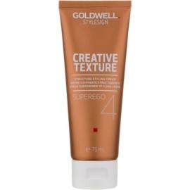 Goldwell StyleSign Creative Texture die Stylingcrem für das Haar  75 ml