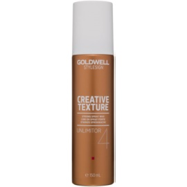 Goldwell StyleSign Creative Texture Showcaser 3 modelujący wosk  do włosów w sprayu  150 ml
