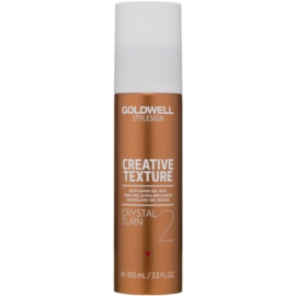 Goldwell StyleSign Creative Texture wosk w żelu z wysokim połyskiem  100 ml