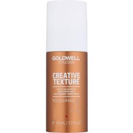Goldwell StyleSign Creative Texture Roughman 4 matující stylingová pasta na vlasy  100 ml