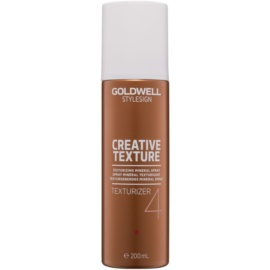 Goldwell StyleSign Creative Texture spray minerale texturizzante  200 ml