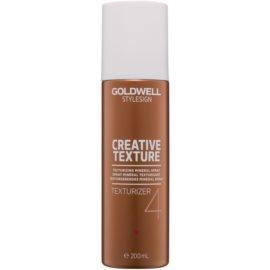 Goldwell StyleSign Creative Texture Mineralisches Stylingspray für Haare mit Textur  200 ml
