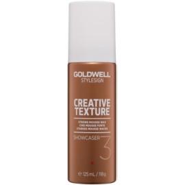 Goldwell StyleSign Creative Texture Schaumwachs für das Haar  125 ml