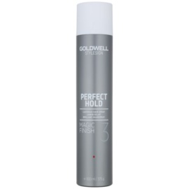 Goldwell StyleSign Perfect Hold Haarlack für strahlenden Glanz  500 ml
