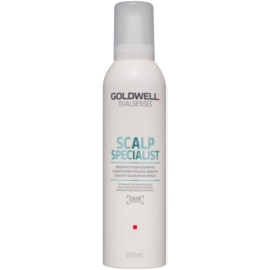 Goldwell Dualsenses Scalp Specialist шампунь-піна для чутливої шкіри голови  250 мл