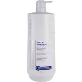 Goldwell Dualsenses Scalp Specialist champô para todos os tipos de cabelos  1500 ml