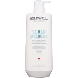 Goldwell Dualsenses Scalp Specialist Sampon curatare profunda pentru toate tipurile de par  1000 ml