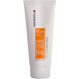 Goldwell Dualsenses Sun Reflects leche after sun para pieles irritadas  200 ml