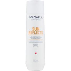 Goldwell Dualsenses Sun Reflects Shampoo für Körper und Haare nach dem Sonnen  250 ml